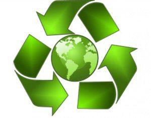 recykling w firmie MaxGruz. Grafika