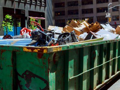wywóz odpadów wielkogabarytowych w Krakowie