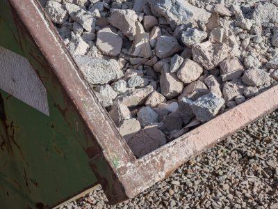 Recykling gruzu budowlanego - zalety i przebieg