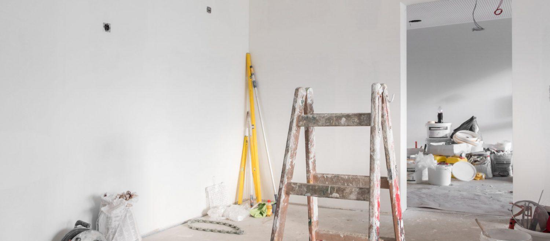 Remont starego domu i remont mieszkania - od czego zacząć? Poradnik