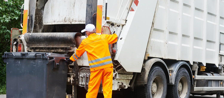 Wywóz odpadów (przykład gospodarowania odpadami)