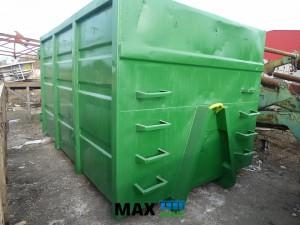 Kontenerowy wywóz odpadów budowlanych
